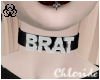 © Brat collar