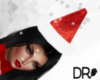 DR- Animated Xmas hat