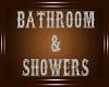 *CW* Bathroom Sign