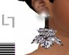 *Ly1*  Flo earrings