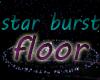 star burst floor