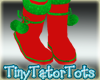 Kids Christmas Boots