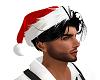 Santa Hat Black Hair
