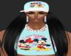[MM] Hair Black-Cap