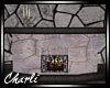 {CS}Stone Fireplace