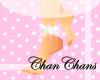 [Chan] Lovely Anklet L