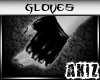 ]Akiz[ Unholy Gloves
