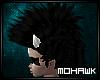 [MO]Wild Black Mohawk F