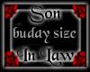Rose Son in Law Border