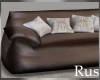 Rus Leather Comfy Couch