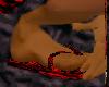 [TGUU]Rd skullz flipflop