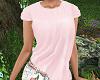 TF* Pastel Pink Modest T