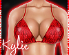Blood Snake Bra