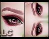 LC Pink Eye Brows v11