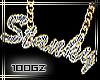  GZ  Stanky custom bling