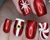(AF) Xmas Nails