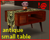 !@ Antique small table