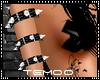 T » Spiked Armband