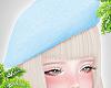 d. blue beret