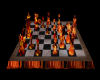 Fire chess scene(anim)