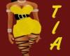 *T* Yellow Diva