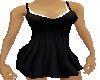 [MR-K]sleeveless black d