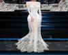 (SH) Safaid Wedding Gown