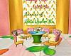 Bunnie Talk Show Couch