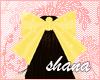 *SH*Kawaii Yellow Ribbon
