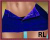 Cobalt Skirt RL