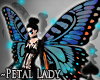 Cat~ Petal Lady Wings