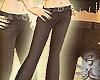 Yumi Jeans - Ash Brown