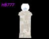 HB777 GW Fence Post