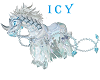 ~ICY~ Demonic Ice Horse