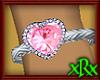 Diamond Heart Bracelet P