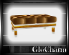 Glo* LeatherBench~Gold