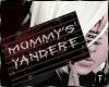 ⛧: Mommy's Yandere Avi