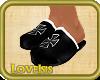 Iron Cross Slippers