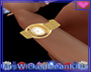 Gold Watch Custom