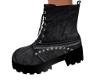 Zia Black Boots