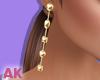 Long Earrings Vita