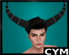 Cym Horns Male Derv