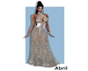 Sanora Diamond-Gown