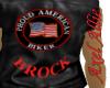AA Brock Biker Vest