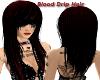 Blood Drip Hair