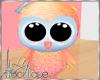 BABY OWL TOY