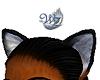 Rich Red Fox Ears