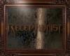 Receptionst Sign
