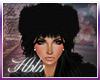 {HG} Black Fur Hat