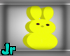 Yellow Peep candy